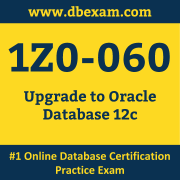 1Z0-060 Dumps, 1Z0-060 Exam Dumps Free, 1Z0-060 Questions and Answers PDF Free Download, Oracle 1Z0-060 Dumps Free Download, 1Z0-060 PDF Dumps, 1Z0-060 Braindumps