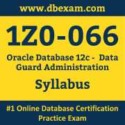 1Z0-066 Syllabus, 1Z0-066 Dumps PDF, Oracle OCE Dumps, 1Z0-066 Dumps Free Download PDF, Oracle Database OCE Dumps, 1Z0-066 Latest Dumps Free Download