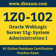 1Z0-102 Dumps, 1Z0-102 Exam Dumps Free, 1Z0-102 Questions and Answers PDF Free Download, Oracle 1Z0-102 Dumps Free Download, 1Z0-102 PDF Dumps, 1Z0-102 Braindumps