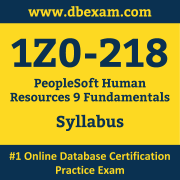 1Z0-218 Syllabus, 1Z0-218 Dumps PDF, Oracle OCE Dumps, 1Z0-218 Dumps Free Download PDF, PeopleSoft OCE Dumps, 1Z0-218 Latest Dumps Free Download