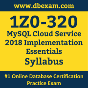 1Z0-320 Syllabus, 1Z0-320 Dumps PDF, Oracle OCS Dumps, 1Z0-320 Dumps Free Download PDF, MySQL Enterprise Edition 5.6 OCS Dumps, 1Z0-320 Latest Dumps Free Download