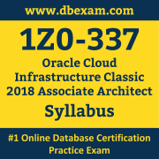 1Z0-337 Syllabus, 1Z0-337 Dumps PDF, Oracle OCA Dumps, 1Z0-337 Dumps Free Download PDF, Oracle Cloud Infrastructure Classic OCA Dumps, 1Z0-337 Latest Dumps Free Download
