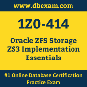 1Z0-414 Dumps, 1Z0-414 Exam Dumps Free, 1Z0-414 Questions and Answers PDF Free Download, Oracle 1Z0-414 Dumps Free Download, 1Z0-414 PDF Dumps, 1Z0-414 Braindumps