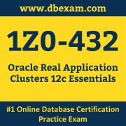 1Z0-432 Dumps, 1Z0-432 Exam Dumps Free, 1Z0-432 Questions and Answers PDF Free Download, Oracle 1Z0-432 Dumps Free Download, 1Z0-432 PDF Dumps, 1Z0-432 Braindumps