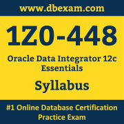 1Z0-448 Syllabus, 1Z0-448 Dumps PDF, Oracle OCS Dumps, 1Z0-448 Dumps Free Download PDF, Data Integration OCS Dumps, 1Z0-448 Latest Dumps Free Download