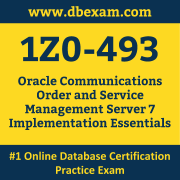 1Z0-493 Dumps, 1Z0-493 Exam Dumps Free, 1Z0-493 Questions and Answers PDF Free Download, Oracle 1Z0-493 Dumps Free Download, 1Z0-493 PDF Dumps, 1Z0-493 Braindumps