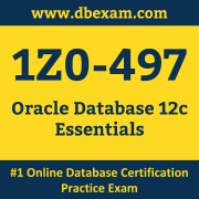 1Z0-497 Dumps, 1Z0-497 Exam Dumps Free, 1Z0-497 Questions and Answers PDF Free Download, Oracle 1Z0-497 Dumps Free Download, 1Z0-497 PDF Dumps, 1Z0-497 Braindumps