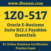 1Z0-517 Dumps, 1Z0-517 Exam Dumps Free, 1Z0-517 Questions and Answers PDF Free Download, Oracle 1Z0-517 Dumps Free Download, 1Z0-517 PDF Dumps, 1Z0-517 Braindumps