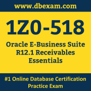 1Z0-518 Dumps, 1Z0-518 Exam Dumps Free, 1Z0-518 Questions and Answers PDF Free Download, Oracle 1Z0-518 Dumps Free Download, 1Z0-518 PDF Dumps, 1Z0-518 Braindumps