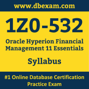 1Z0-532 Syllabus, 1Z0-532 Dumps PDF, Oracle OCS Dumps, 1Z0-532 Dumps Free Download PDF, Hyperion Financial Management OCS Dumps, 1Z0-532 Latest Dumps Free Download