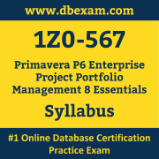 1Z0-567 Syllabus, 1Z0-567 Latest Dumps PDF, Oracle Primavera Enterprise Project Portfolio Management Essentials Dumps, 1Z0-567 Free Download PDF Dumps, Primavera Enterprise Project Portfolio Management Essentials Dumps