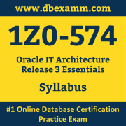 1Z0-574 Syllabus, 1Z0-574 Dumps PDF, Oracle OCS Dumps, 1Z0-574 Dumps Free Download PDF, Oracle IT Architecture OCS Dumps, 1Z0-574 Latest Dumps Free Download