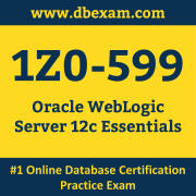1Z0-599 Dumps, 1Z0-599 Exam Dumps Free, 1Z0-599 Questions and Answers PDF Free Download, Oracle 1Z0-599 Dumps Free Download, 1Z0-599 PDF Dumps, 1Z0-599 Braindumps