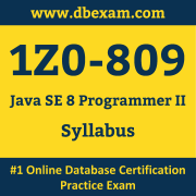 1Z0-809 Syllabus, 1Z0-809 Dumps PDF, Oracle OCP Dumps, 1Z0-809 Dumps Free Download PDF, Java OCP Dumps, 1Z0-809 Latest Dumps Free Download