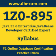 1Z0-895 Syllabus, 1Z0-895 Dumps PDF, Oracle OCE Dumps, 1Z0-895 Dumps Free Download PDF, Java OCE Dumps, 1Z0-895 Latest Dumps Free Download