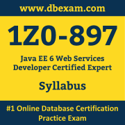1Z0-897 Syllabus, 1Z0-897 Dumps PDF, Oracle OCE Dumps, 1Z0-897 Dumps Free Download PDF, Java OCE Dumps, 1Z0-897 Latest Dumps Free Download