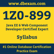 1Z0-899 Syllabus, 1Z0-899 Dumps PDF, Oracle OCE Dumps, 1Z0-899 Dumps Free Download PDF, Java OCE Dumps, 1Z0-899 Latest Dumps Free Download
