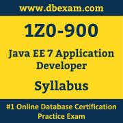 1Z0-900 Syllabus, 1Z0-900 Latest Dumps PDF, Oracle Java EE Application Developer Dumps, 1Z0-900 Free Download PDF Dumps, Java EE Application Developer Dumps