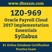 1Z0-969 Syllabus, 1Z0-969 Dumps PDF, Oracle OCS Dumps, 1Z0-969 Dumps Free Download PDF, Oracle Global Human Resources Cloud R13 OCS Dumps, 1Z0-969 Latest Dumps Free Download
