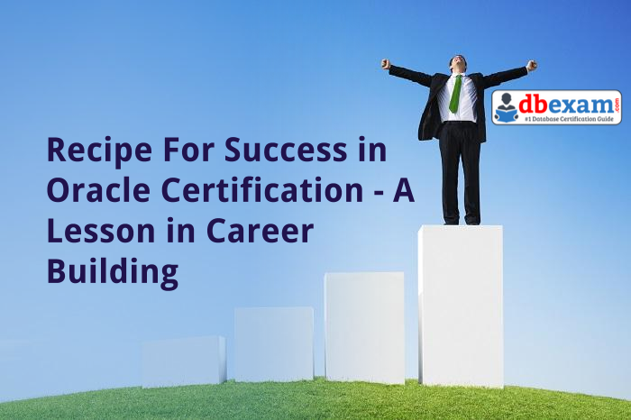 Success story on Oracle Certification