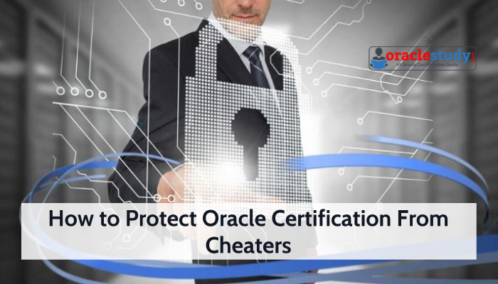 oracle certification protection