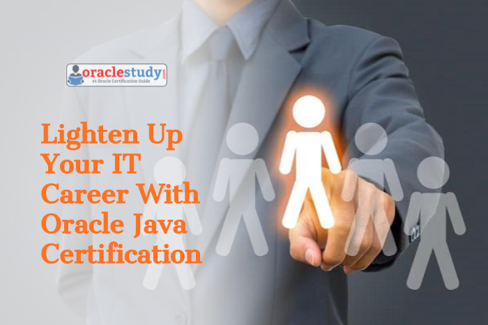 Oracle Java Certification