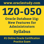1Z0-050 Syllabus, 1Z0-050 Dumps PDF, Oracle OCP Dumps, 1Z0-050 Dumps Free Download PDF, Oracle Database 11g OCP Dumps, 1Z0-050 Latest Dumps Free Download