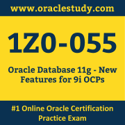 1Z0-055 Dumps, 1Z0-055 Exam Dumps Free, 1Z0-055 Questions and Answers PDF Free Download, Oracle 1Z0-055 Dumps Free Download, 1Z0-055 PDF Dumps, 1Z0-055 Braindumps