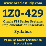 1Z0-429 Syllabus, 1Z0-429 Dumps PDF, Oracle OCS Dumps, 1Z0-429 Dumps Free Download PDF, Storage OCS Dumps, 1Z0-429 Latest Dumps Free Download