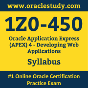1Z0-450 Syllabus, 1Z0-450 Dumps PDF, Oracle OCE Dumps, 1Z0-450 Dumps Free Download PDF, Database Application Development OCE Dumps, 1Z0-450 Latest Dumps Free Download