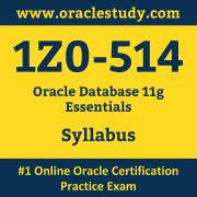 1Z0-514 Syllabus, 1Z0-514 Dumps PDF, Oracle OCS Dumps, 1Z0-514 Dumps Free Download PDF, Oracle Database OCS Dumps, 1Z0-514 Latest Dumps Free Download