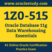 1Z0-515 Dumps, 1Z0-515 Exam Dumps Free, 1Z0-515 Questions and Answers PDF Free Download, Oracle 1Z0-515 Dumps Free Download, 1Z0-515 PDF Dumps, 1Z0-515 Braindumps