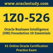 Oracle 1Z0-526 Certification Online Practice Exam and Sample