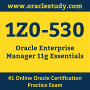 1Z0-530 Dumps, 1Z0-530 Exam Dumps Free, 1Z0-530 Questions and Answers PDF Free Download, Oracle 1Z0-530 Dumps Free Download, 1Z0-530 PDF Dumps, 1Z0-530 Braindumps
