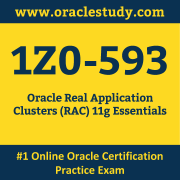 1Z0-593 Dumps, 1Z0-593 Exam Dumps Free, 1Z0-593 Questions and Answers PDF Free Download, Oracle 1Z0-593 Dumps Free Download, 1Z0-593 PDF Dumps, 1Z0-593 Braindumps