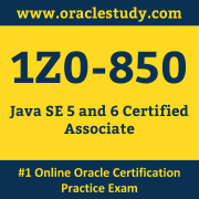 1Z0-850 Dumps, 1Z0-850 Exam Dumps Free, 1Z0-850 Questions and Answers PDF Free Download, Oracle 1Z0-850 Dumps Free Download, 1Z0-850 PDF Dumps, 1Z0-850 Braindumps