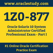 1Z0-877 Dumps, 1Z0-877 Exam Dumps Free, 1Z0-877 Questions and Answers PDF Free Download, Oracle 1Z0-877 Dumps Free Download, 1Z0-877 PDF Dumps, 1Z0-877 Braindumps
