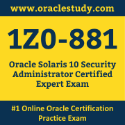 1Z0-881 Dumps, 1Z0-881 Exam Dumps Free, 1Z0-881 Questions and Answers PDF Free Download, Oracle 1Z0-881 Dumps Free Download, 1Z0-881 PDF Dumps, 1Z0-881 Braindumps