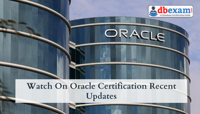 Oracle certification updates, 1Z0-808, 1Z0-809