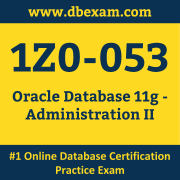 Oracle Database 11g: Administration II (1Z0-053)