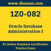 1Z0-082: Oracle Database Administration I
