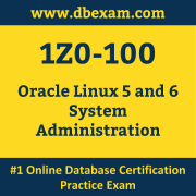 1Z0-100: Oracle Linux 5 and 6 System Administration
