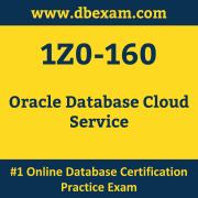 1Z0-160: Oracle Database Cloud Service