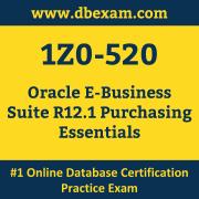 1Z0-520: Oracle E-Business Suite R12.1 Purchasing Essentials